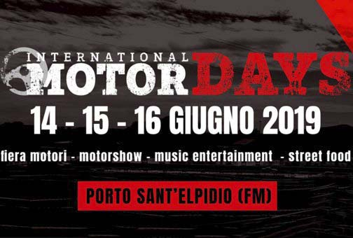 international motor days 2019